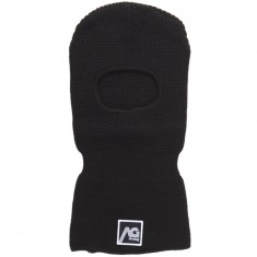 Analog Rogue Facemask Gaiter - True Black
