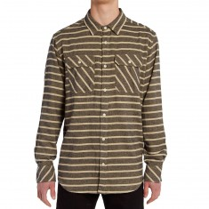Burton Brighton Long Sleeve Woven Shirt - Eclipse Dock Stripe