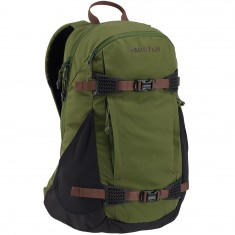 Burton Day Hiker 25L Backpack - Rifle Green Ripstop