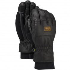 Burton Free Range Snowboard Gloves - True Black