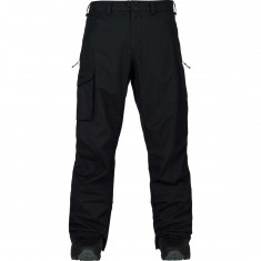 Burton Covert Insulated Snowboard Pants - True Black