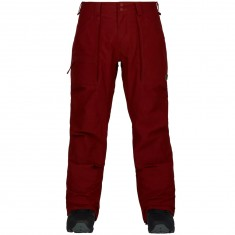 Burton Southside Snowboard Pants - Fired Brick