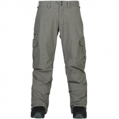 Burton Cargo Snowboard Pants - Shade Heather