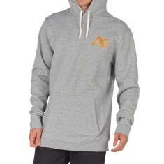 Analog Crux Hoodie - Grey Heather
