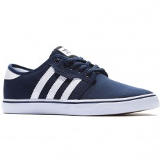Adidas Seeley Shoes - Navy/White/Black