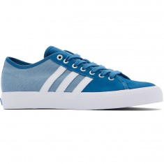 Adidas Matchcourt RX Shoes - Blue/White/Tactile Blue
