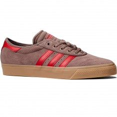 Adidas Adi-Ease Premiere ADV Shoes - Trace Brown/Scarlet/Gum