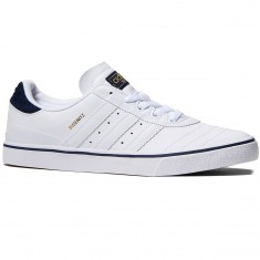 Adidas Busenitz Vulc Adv Shoes - White/Navy/White