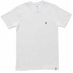 Altamont Micro Embroidery T-Shirt - White
