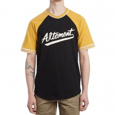 Altamont Kennett Jersey - Black/Gold