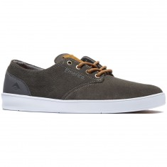 Emerica Romero Laced Shoes - Grey/Brown