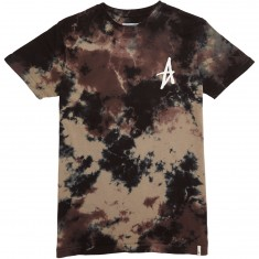 Altamont Dark Days T-Shirt - Brown/Black