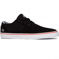 eS Accel SQ Shoes - Black/White/Red