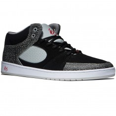 eS Accel Slim Mid Shoes - Black/Grey