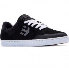 Etnies Marana Shoes - Black/White/Grey