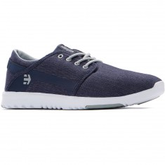 Etnies Scout Shoes - Blue/Grey/Navy