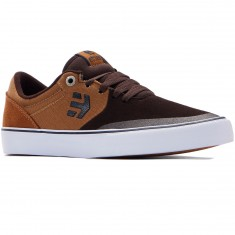 Etnies Marana Vulc Shoes - Brown/Tan