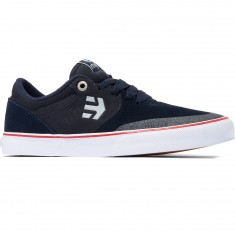 Etnies Marana Vulc Shoes - Navy/White