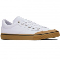 Emerica Indicator Low Shoes - White/Gum