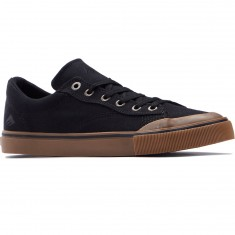 Emerica Indicator Low Shoes - Black/Gum