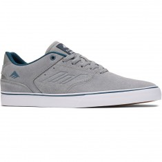Emerica The Reynolds Low Vulc Shoes - Grey/Blue