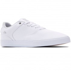 Emerica The Reynolds Low Vulc Shoes - White