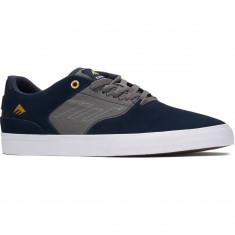 Emerica The Reynolds Low Vulc Shoes - Navy/Grey