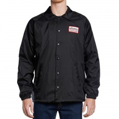 Etnies Flip Side Coach Jacket - Black