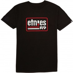 Etnies Flip Side T-Shirt - Black