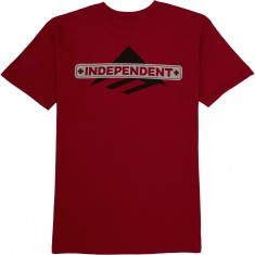 Emerica Indy Pocket T-Shirt - Cardinal
