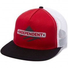 Emerica Indy Trucker Hat - Black/Red