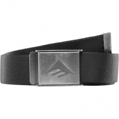 Emerica Kemper Belt Belt - Black/Grey