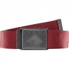 Emerica Kemper Belt Belt - Red