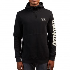 Thirty Two Stamped Hoodie - Black