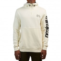 Thirty Two Stamped Hoodie - Dirty White
