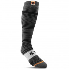 Thirty Two Serape Socks - Carbon