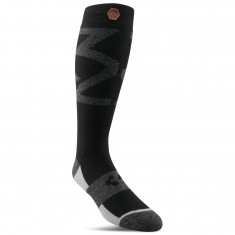 Thirty Two Lashed Socks - Black