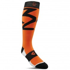 Thirty Two Lashed Socks - Orange