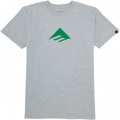 Emerica Triangle T-Shirt - Grey/Green