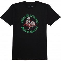 Emerica Sriracha Circle T-Shirt - Black
