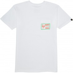 Emerica Sriracha Pocket T-Shirt - White