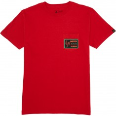 Emerica Sriracha Pocket T-Shirt - Red