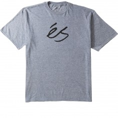 eS Mid Script Tech T-Shirt - Grey/Heather