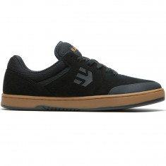 Etnies Marana Michelin Shoes - Black/Red/Gum