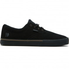 Etnies Jameson Vulc Shoes - Black/Black/Gum
