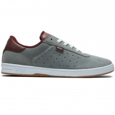Etnies The Scam Shoes - Grey/Burgundy