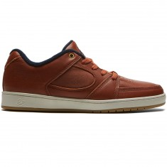 eS Accel Slim Shoes - Brown/Sand
