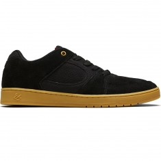eS Accel Slim Shoes - Black/Gum