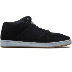 eS Accel Slim Mid Shoes - Black/White/Gum