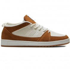 eS SLB Mid Shoes - White/Tan